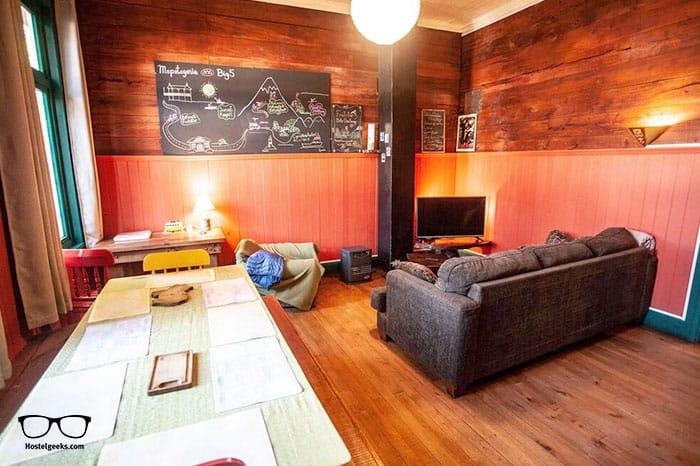 MaPatagonia Outdoor Hostel is one of the best hostels in Chile, South America