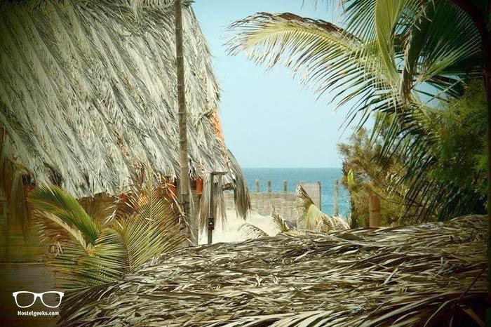 Misfit Hostel Mancora is one of the best hostels in Peru, South America