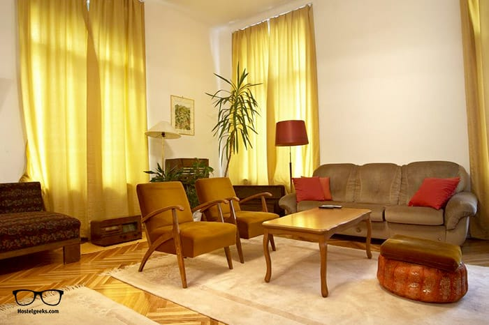 Travellers Home Hostel is one of the best hostels in Sarajevo, Bosnia and Herzegovina