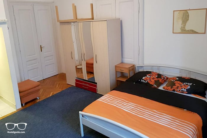 Residence Rooms is one of the best hostels in Sarajevo, Bosnia and Herzegovina