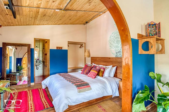 Selina Huaraz is one of the best hostels in Peru, South America