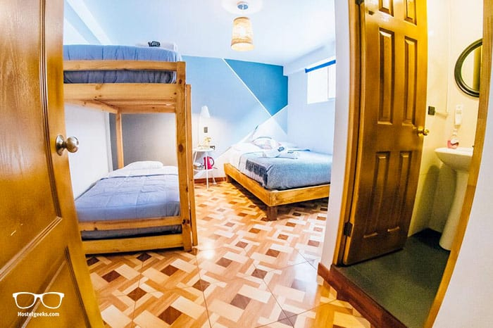 Supertramp Hostel Machu Picchu is one of the best hostels in Peru, South America