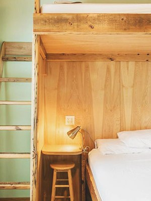 The Crash Pad: An Uncommon Hostel in USA