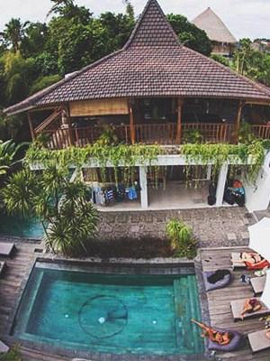 The Farm Hostel in Canggu, Bali Indonesia