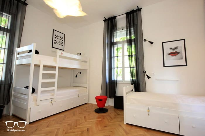 The Hostel is one of the best hostels in Zadar, Croatia