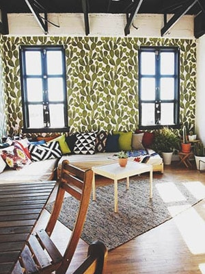 The Steady Hostel in Los Angeles, USA