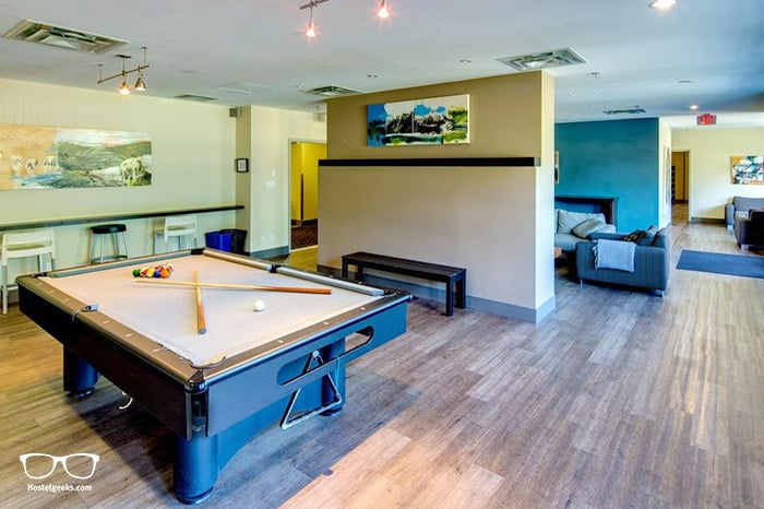 HI Whistler is one of the best hostels in Whistler, Canada