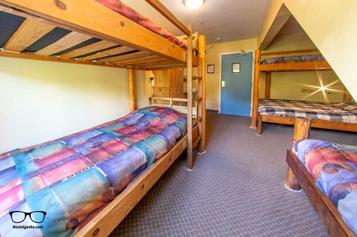 Squamish Adventure Inn is one of the best hostels in Whistler, Canada