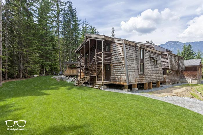 Whistler Lodge Hostel is one of the best hostels in Whistler, Canada
