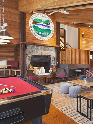 Whistler Lodge Hostel in Whistler, Canada