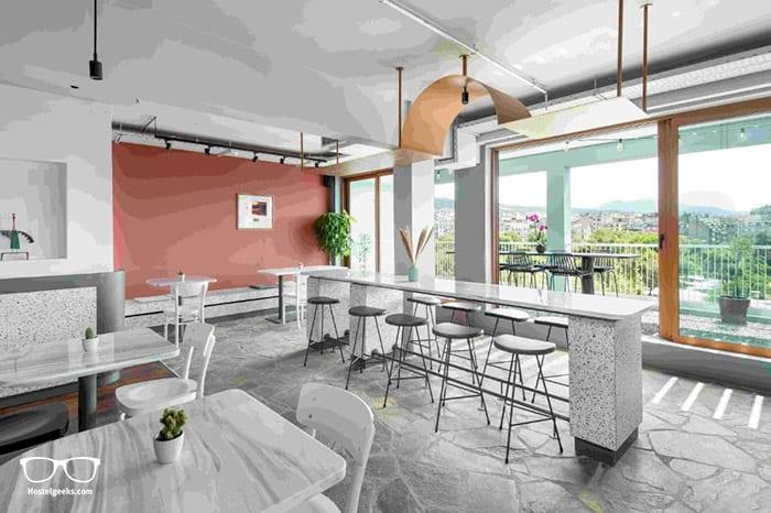 Zeus is Loose Hostel, Thessaloniki is one of the best hostels in Greece
