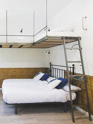 ECO Hostel in Granada, Spain