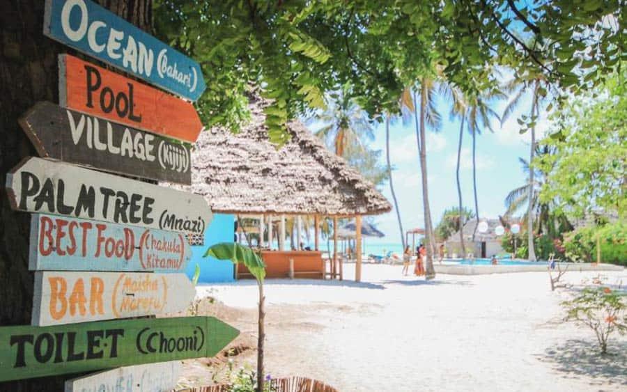 3 Best Hostels in Zanzibar, Tanzania