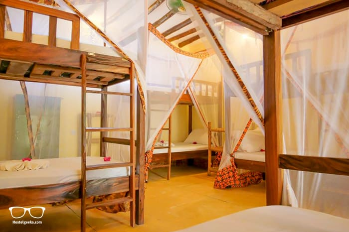 Demani Lodge is one of the best hostels in Zanzibar, Tanzania