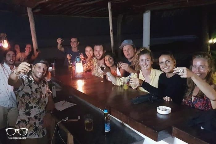 Drifters Backpackers is one of the best hostels in Zanzibar, Tanzania