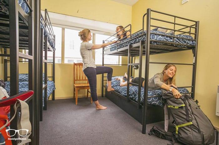 Hobart Central YHA is one of the best hostels in Hobart, Tasmania Australia
