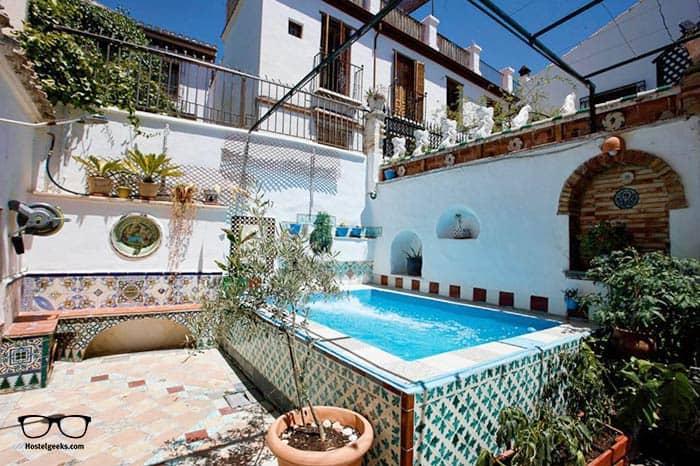 Oripando Hostel is one of the best hostels in Granada, Spain