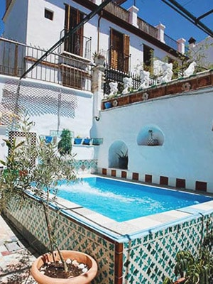 Oripando Hostel in Granada, Spain