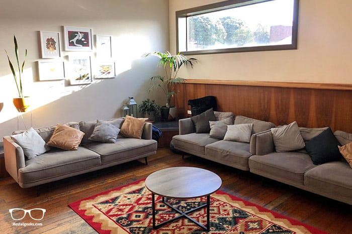 The Nook Backpackers is one of the best hostels in Hobart, Tasmania Australia