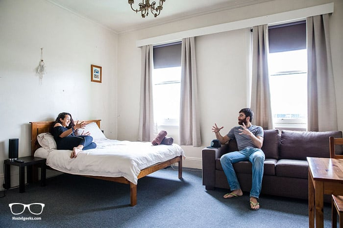 The Pickled Frog Backpackers is one of the best hostels in Hobart, Tasmania Australia