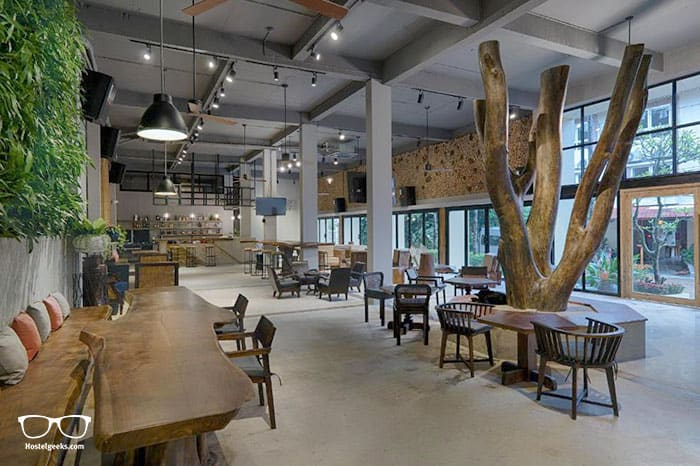9 Station Hostel & Bar is one of the best hostels in Phu Quoc, Vietnam
