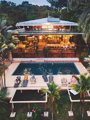 Bambuda Lodge in Bocas del Toro, Panama