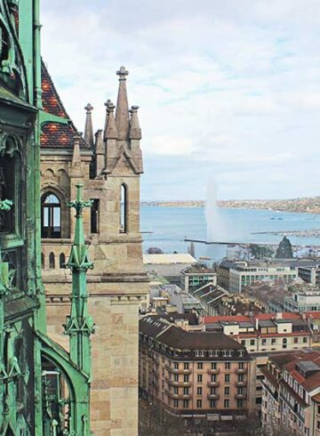 3 Best Hostels in Geneva, Switzerland