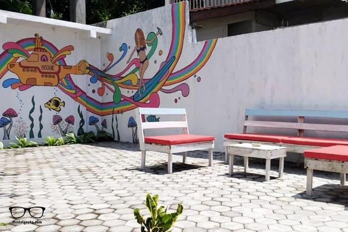 Boogie Hostel Kuta is one of the best hostels in Lombok Island, Indonesia