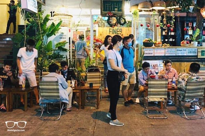 Fine9 Hostel is one of the best hostels in Phu Quoc, Vietnam