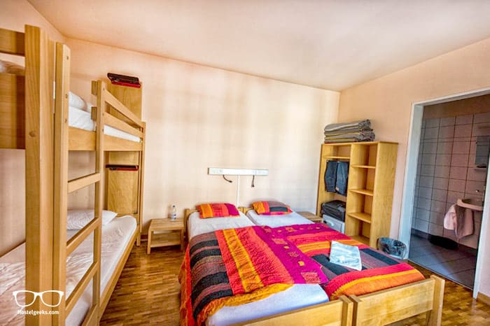 Geneva Hostel is one of the best hostels in Geneva, Switzerland