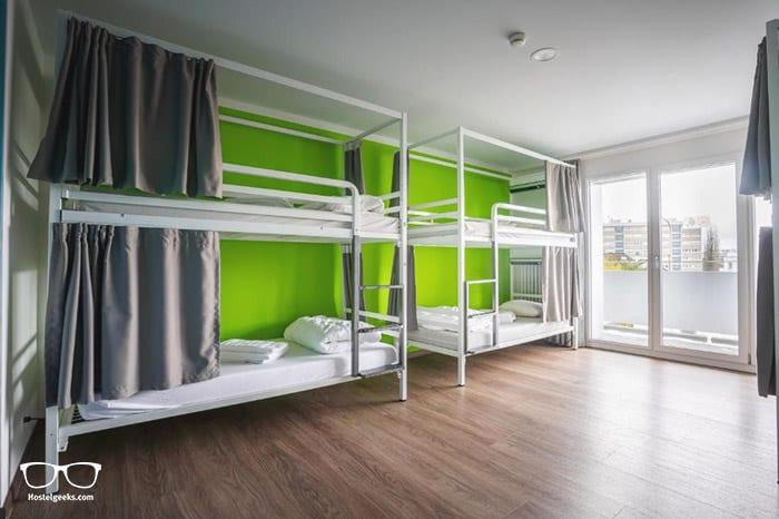 Nyon Hostel is one of the best hostels in Geneva, Switzerland