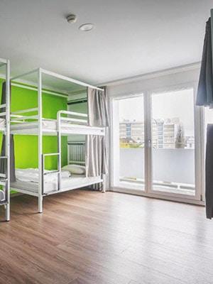 Nyon Hostel in Geneva, Switzerland