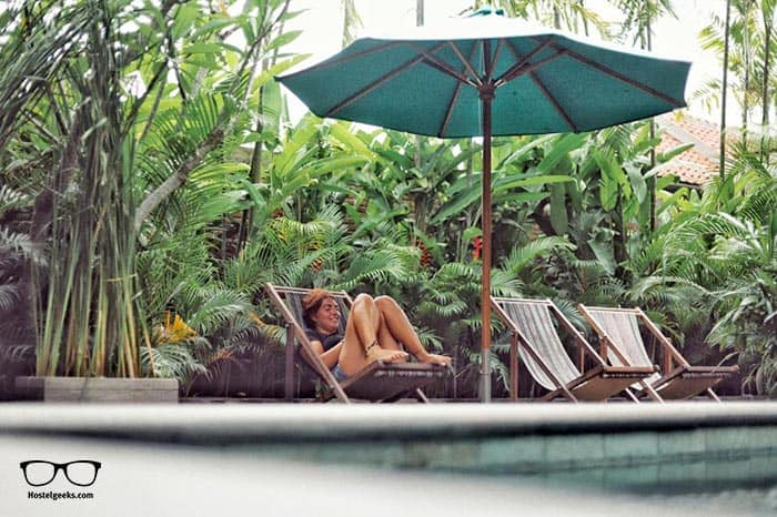 Pipes Hostel is one of the best hostels in Lombok Island, Indonesia