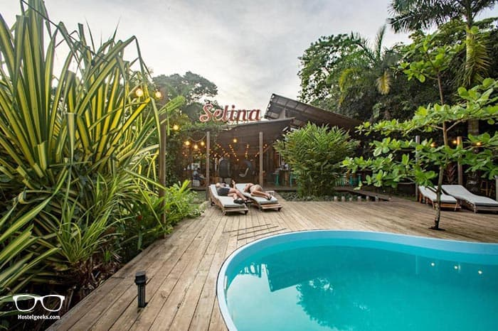 Selina Red Frog is one of the best hostels in Bocas del Toro, Panama