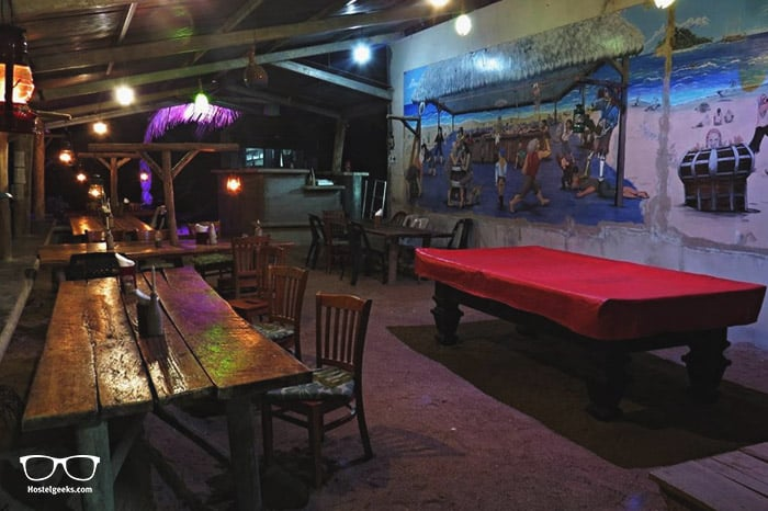 Skully's House is one of the best hostels in Bocas del Toro, Panama