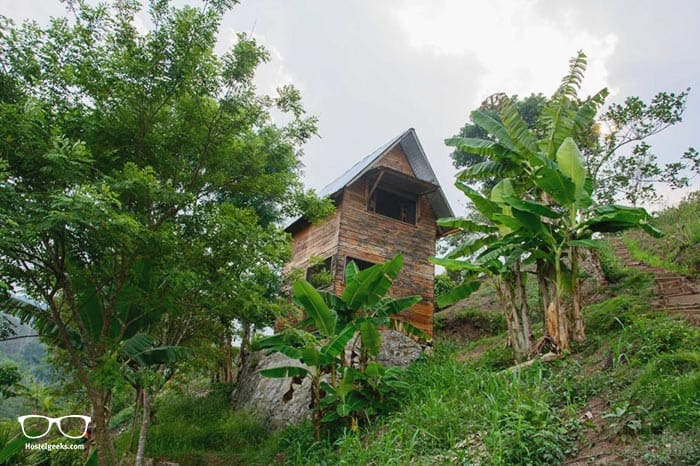 Ch'i Bocol Community Hostel is one of the best hostels in Semuc Champey, Guatemala