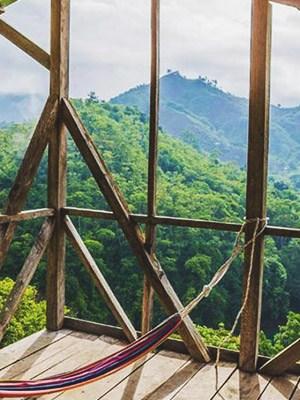 Ch'i Bocol Community Hostel in Semuc Chamey, Guatemala