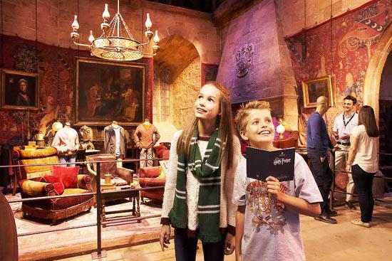 Tour the Original Warner Bros. Studio Set of the Harry Potter Movies