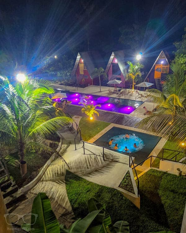 Greengo's Hotel is one of the best hostels in Semuc Champey, Guatemala