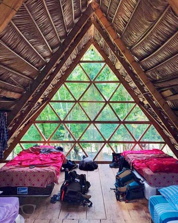 Pachamaya River Hostel is one of the best hostels in Semuc Champey, Guatemala