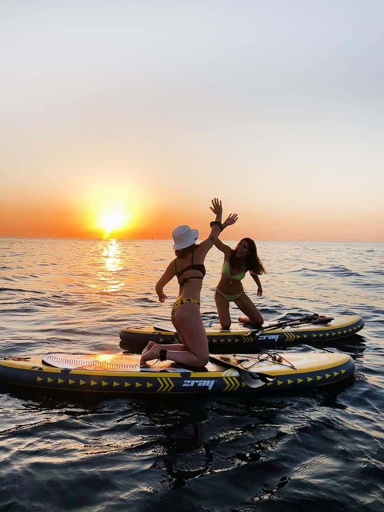 Sunrise/Sunset Paddlesurf & Photography