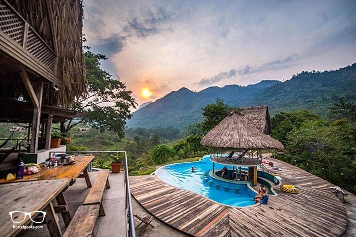 Zephyr River Lodge is one of the best hostels in Semuc Champey, Guatemala
