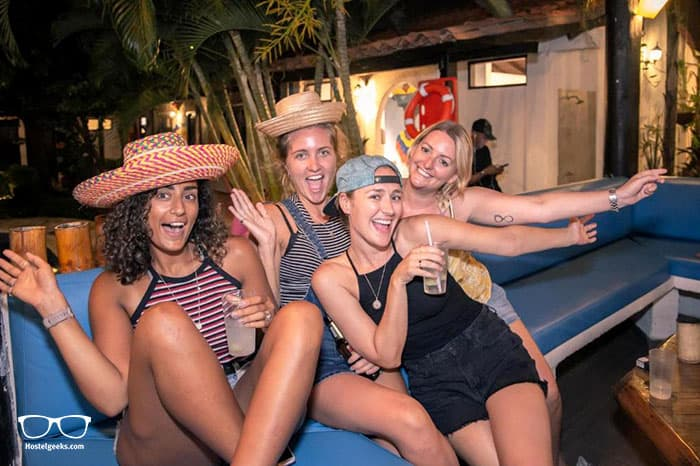 Dreamer Santa Marta is one of the best hostels in Santa Marta, Colombia for solo travellers