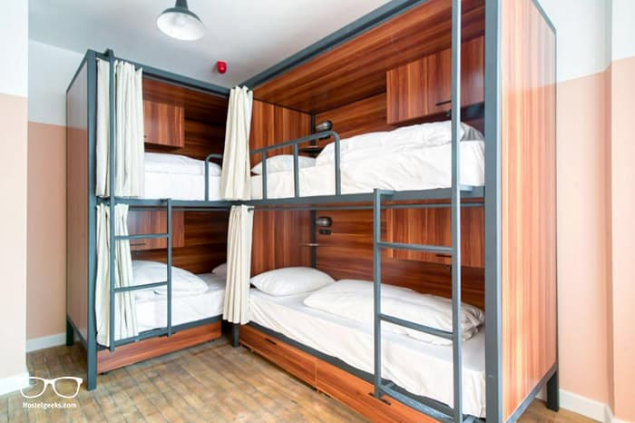 Selina Chicago is one of the best hostels in Chicago, USA
