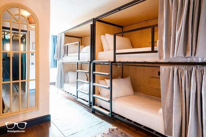 Selina Camden is one of the best hostels in London, UK