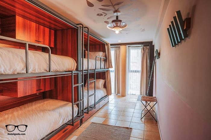 Selina Guadalajara is one of the best hostels in Guadalajara, Mexico
