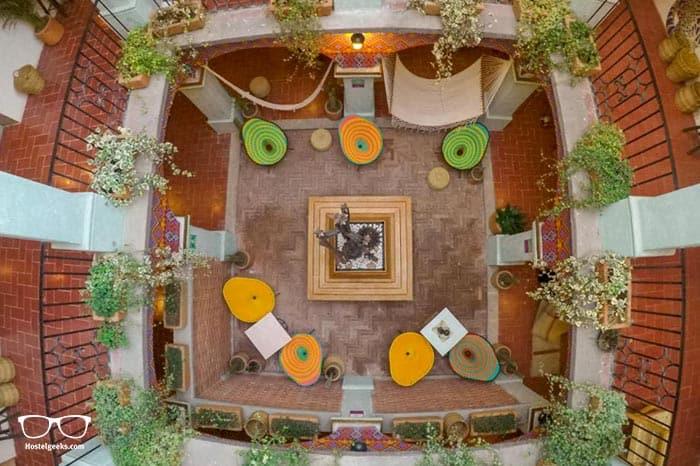 Selina Oaxaca is one of the best hostels in Oaxaca, Mexico