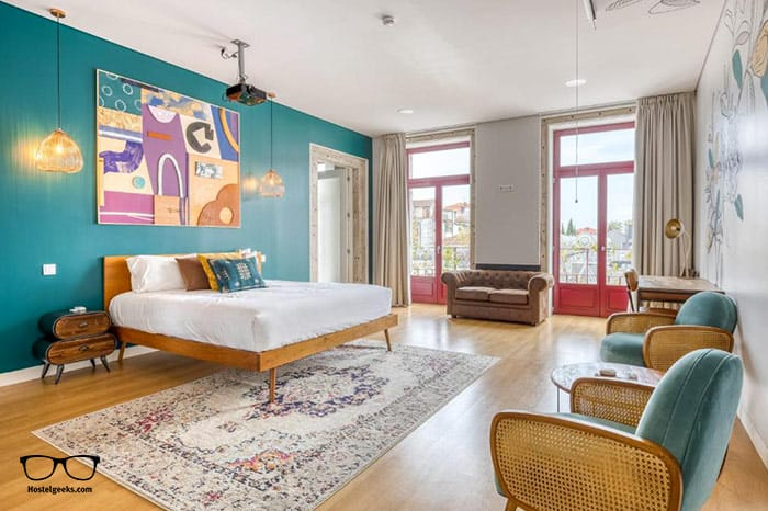 Selina Porto is one of the best hostels in Porto, Portugal