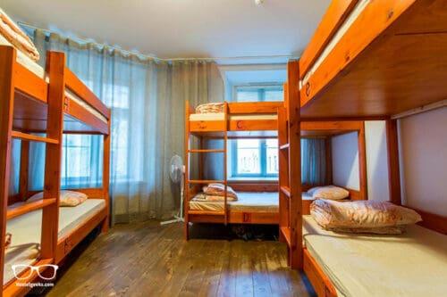 Tallinn Backpackers is one of the best hostels in Tallinn, Estonia