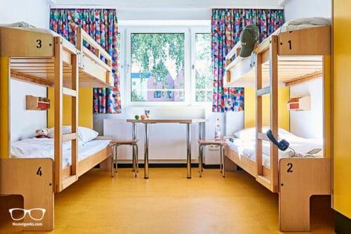 DJH Youth Hostel Frankfurt is one of the best hostels in Frankfurt, Germany